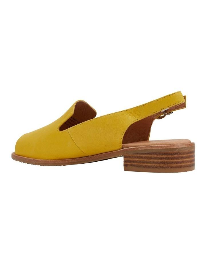 Delaney Mustard Glove Sandal image 4