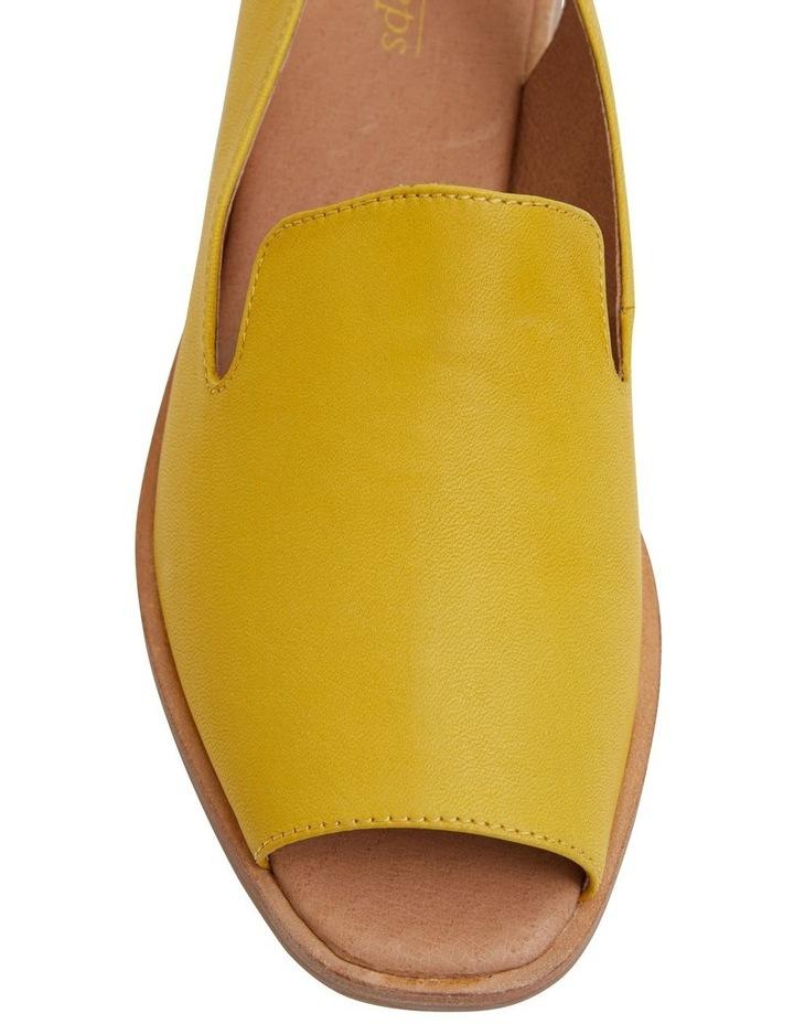 Delaney Mustard Glove Sandal image 5