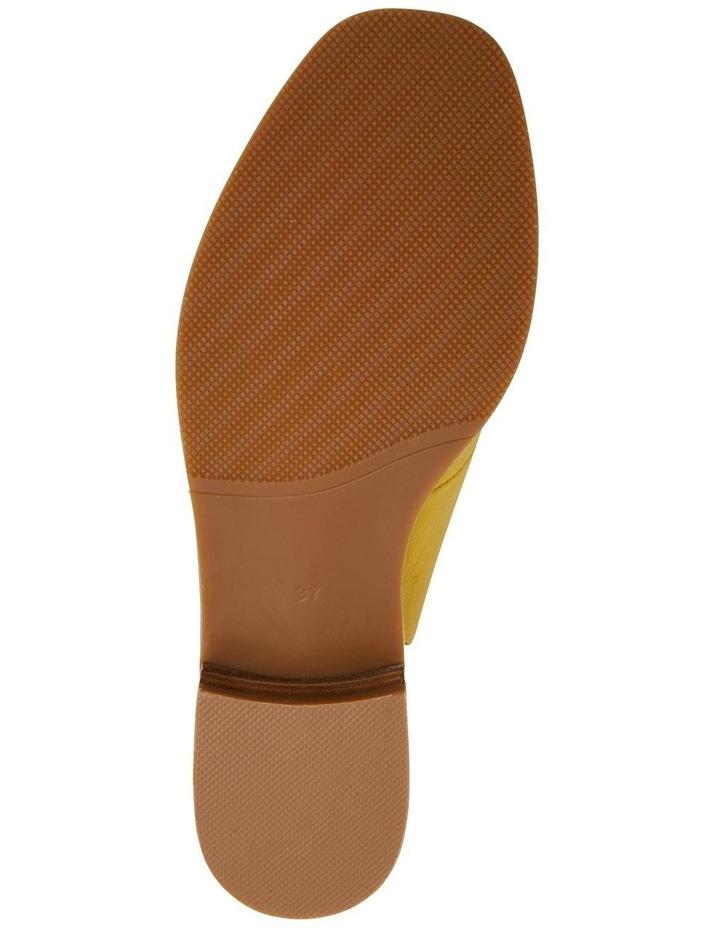 Delaney Mustard Glove Sandal image 7