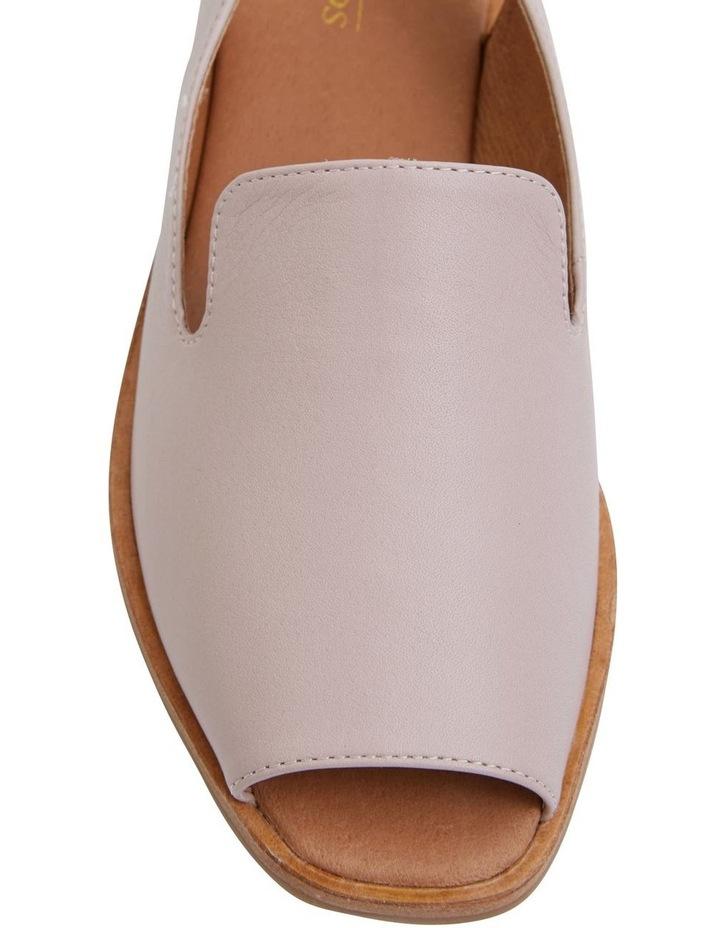 Delaney Nude Glove Sandal image 4