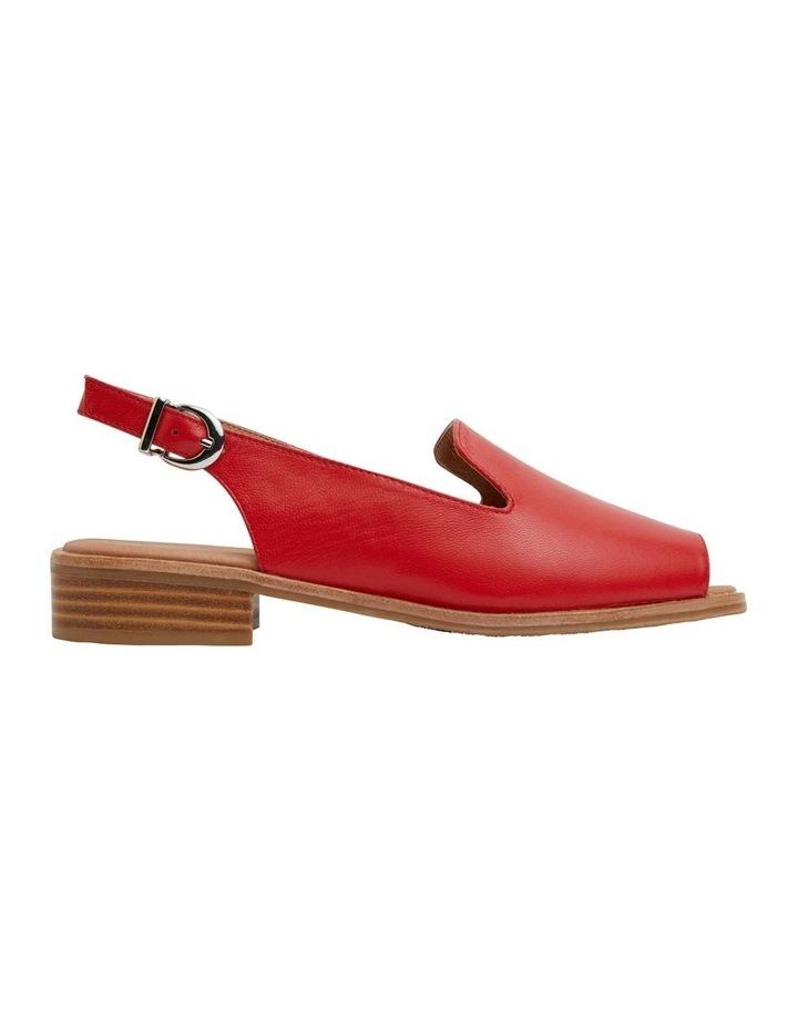 Delaney Red Glove Sandal image 1
