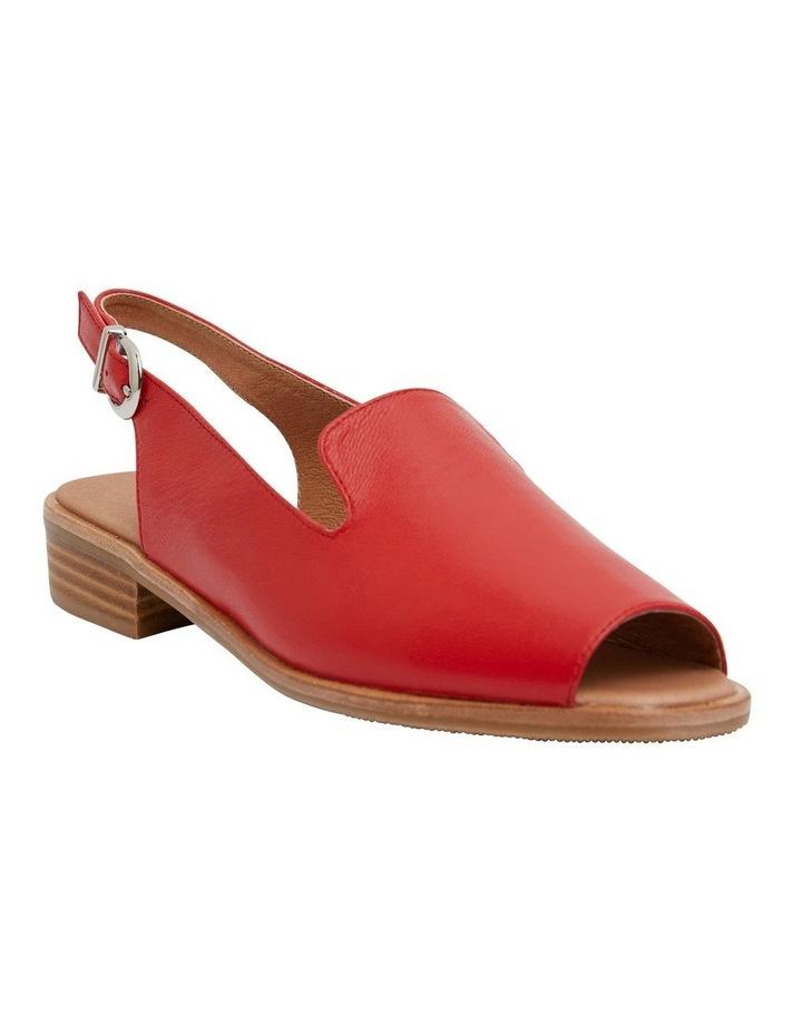 Delaney Red Glove Sandal image 2