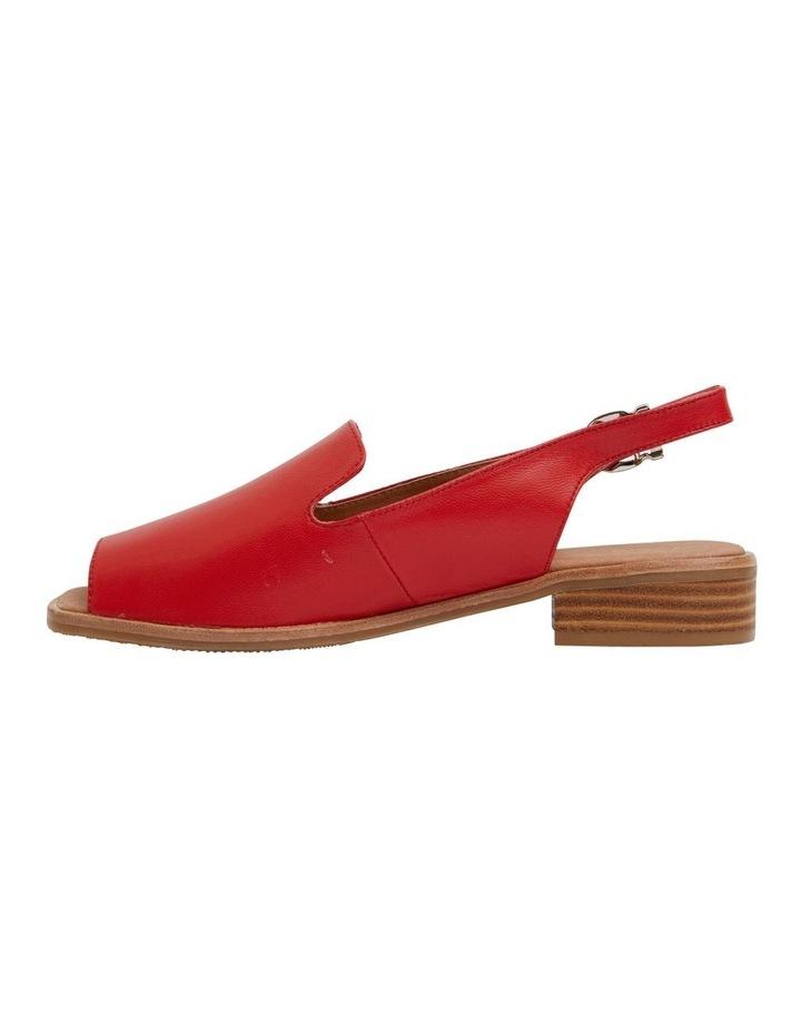 Delaney Red Glove Sandal image 3