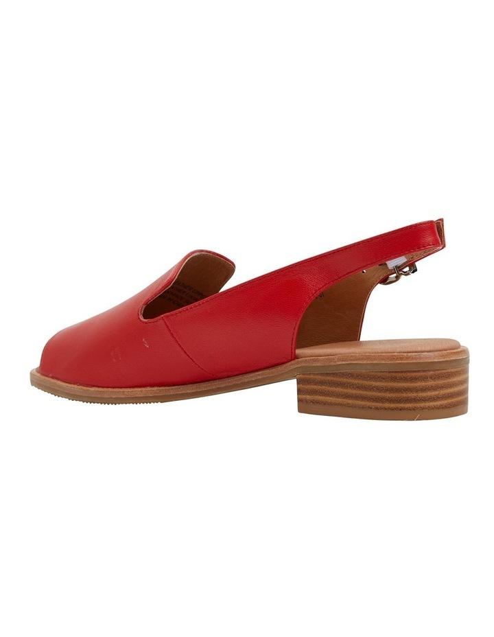 Delaney Red Glove Sandal image 4