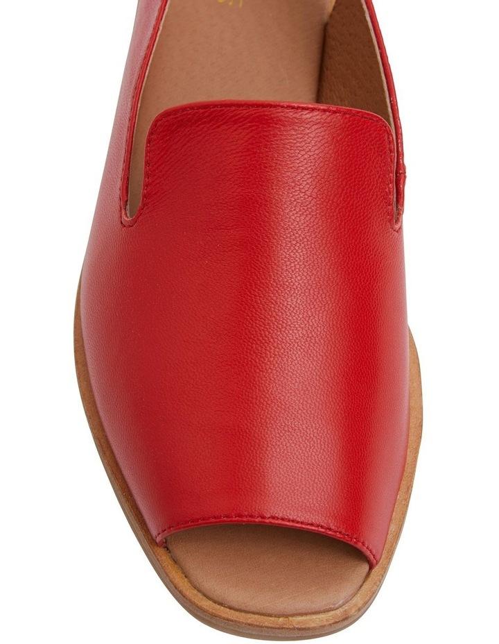 Delaney Red Glove Sandal image 5