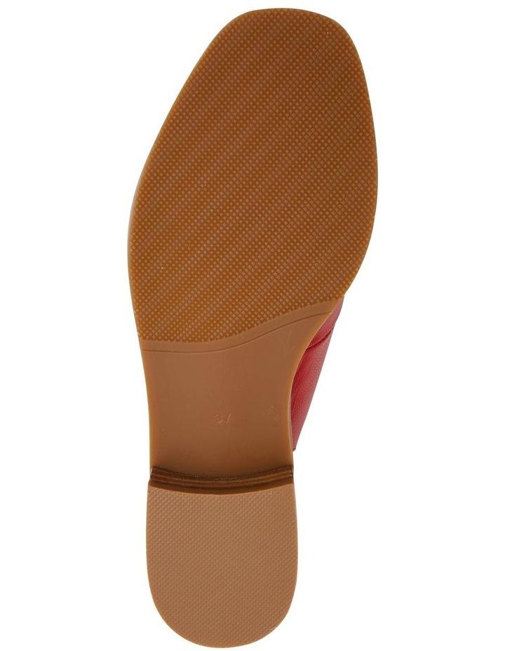 Delaney Red Glove Sandal image 7