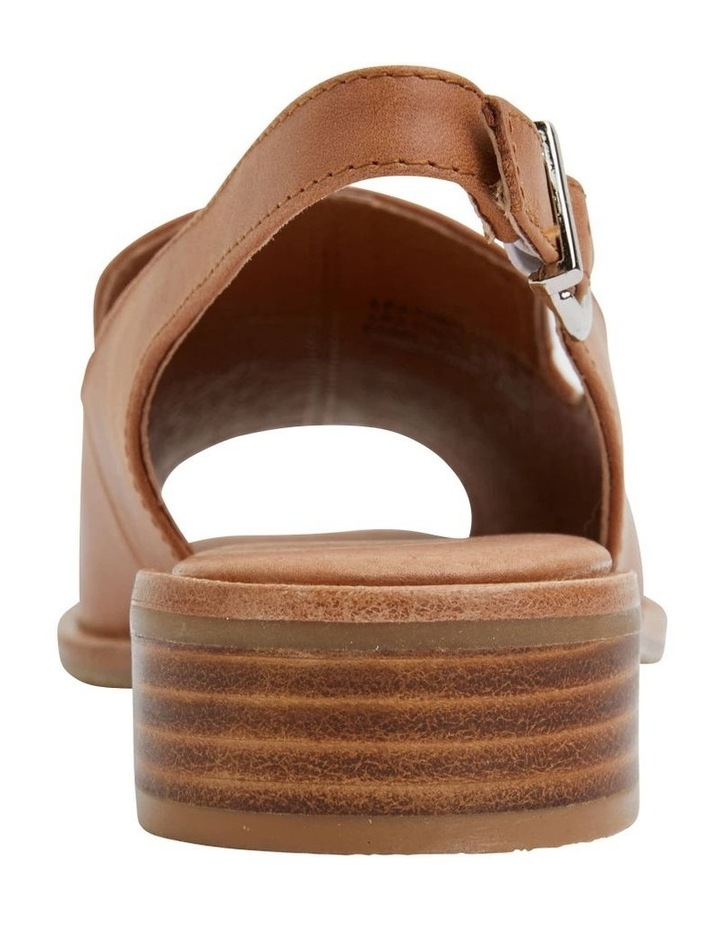 Delaney Tan Glove Sandal image 6