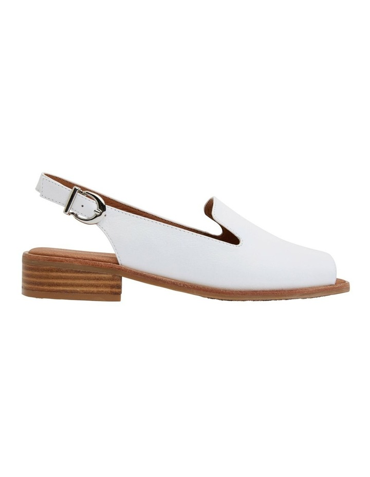 Delaney White Glove Sandal image 1