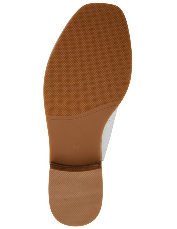 Delaney White Glove Sandal image 7