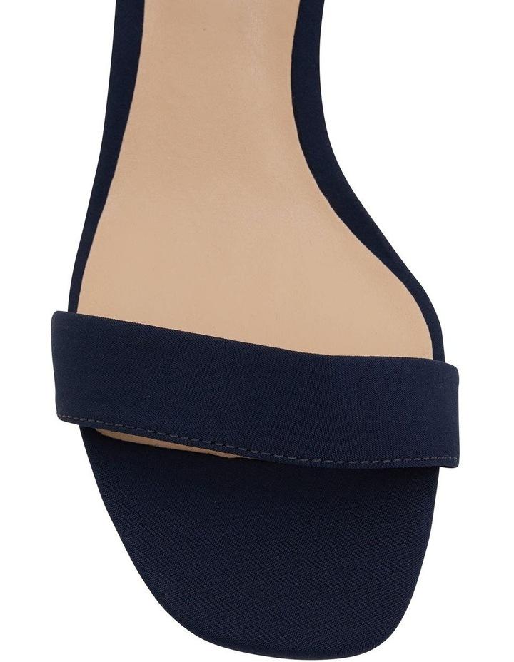 Unison Navy Fabric Sandal image 5