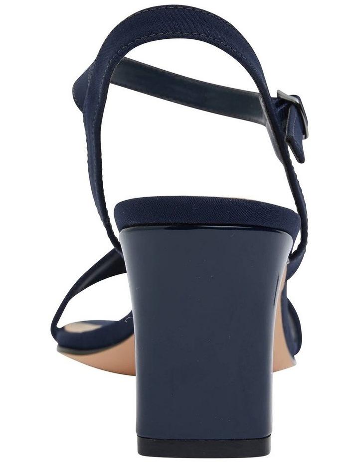 Unison Navy Fabric Sandal image 6