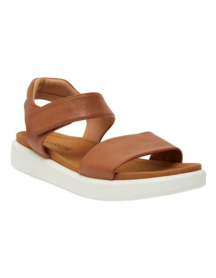 Falcon Tan Glove Sandal image 2