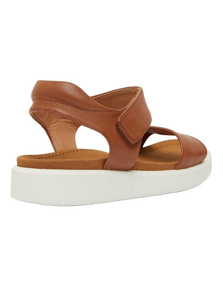Falcon Tan Glove Sandal image 4
