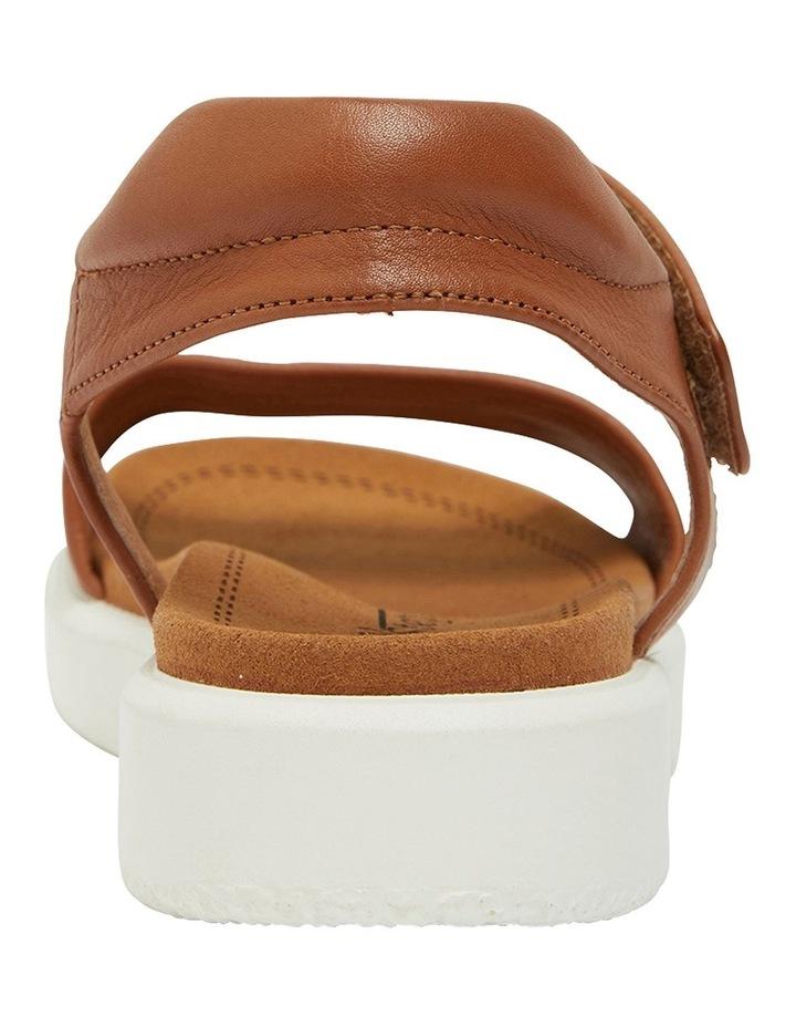 Falcon Tan Glove Sandal image 5