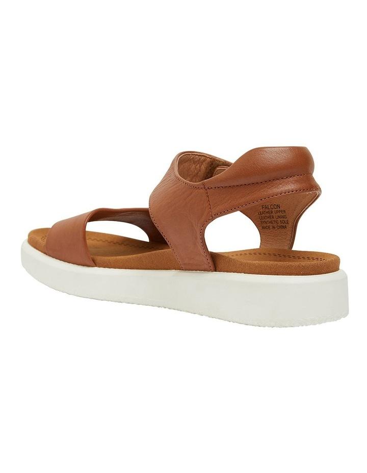 Falcon Tan Glove Sandal image 7