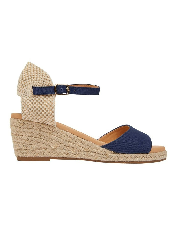 Scout Navy Fabric Sandal image 1