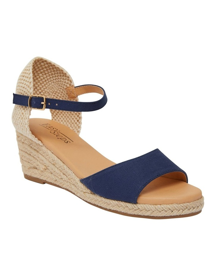 Scout Navy Fabric Sandal image 2