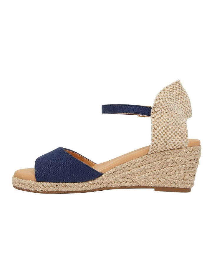 Scout Navy Fabric Sandal image 3
