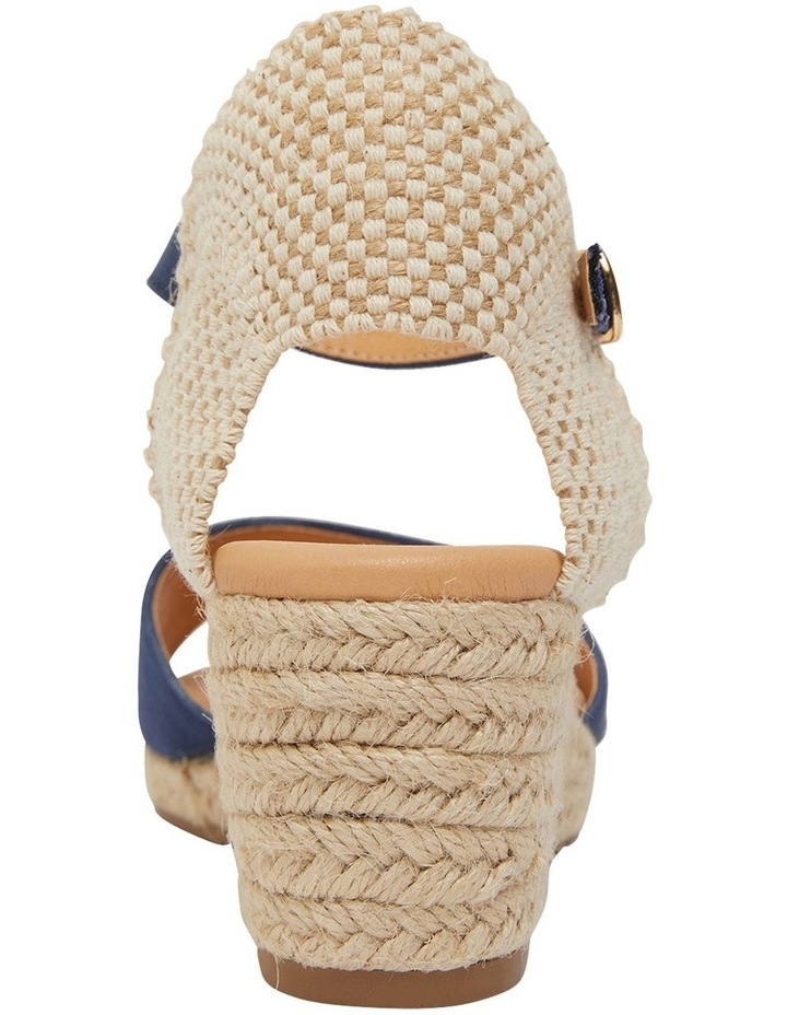 Scout Navy Fabric Sandal image 5