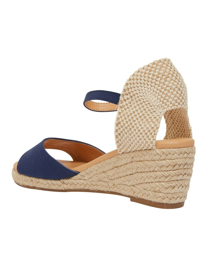 Scout Navy Fabric Sandal image 6