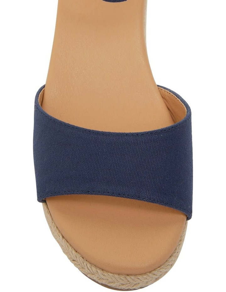 Scout Navy Fabric Sandal image 7