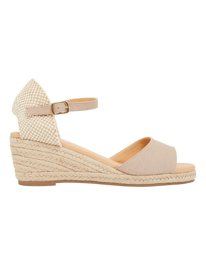 Scout Natural Fabric Sandal image 1