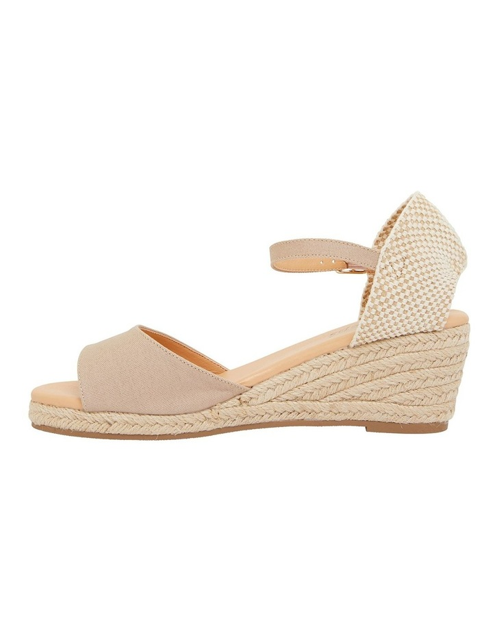 Scout Natural Fabric Sandal image 3
