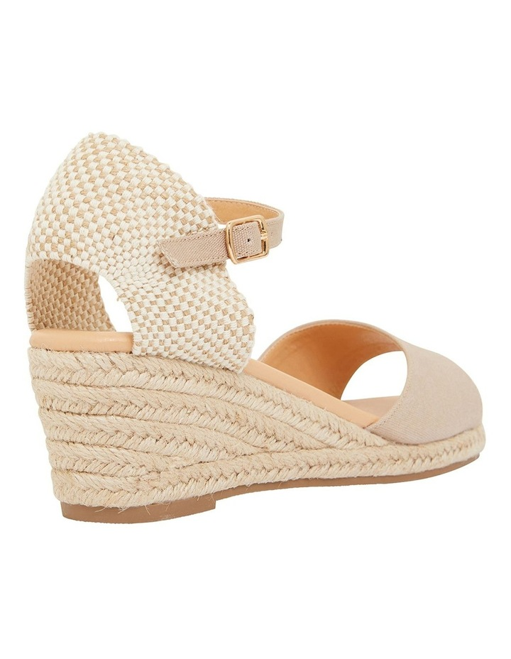 Scout Natural Fabric Sandal image 4