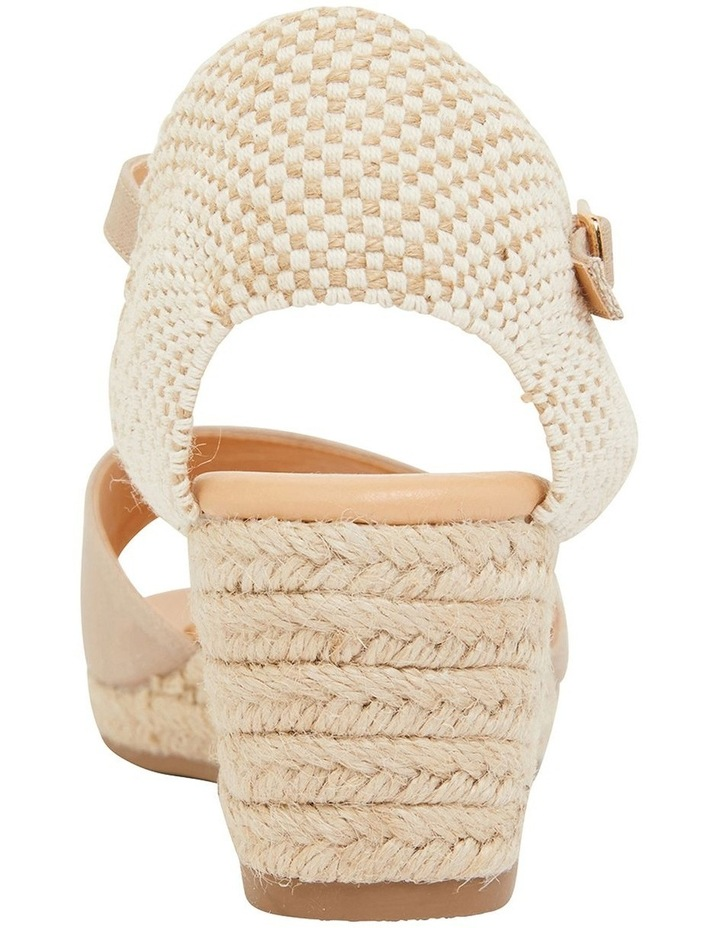 Scout Natural Fabric Sandal image 5