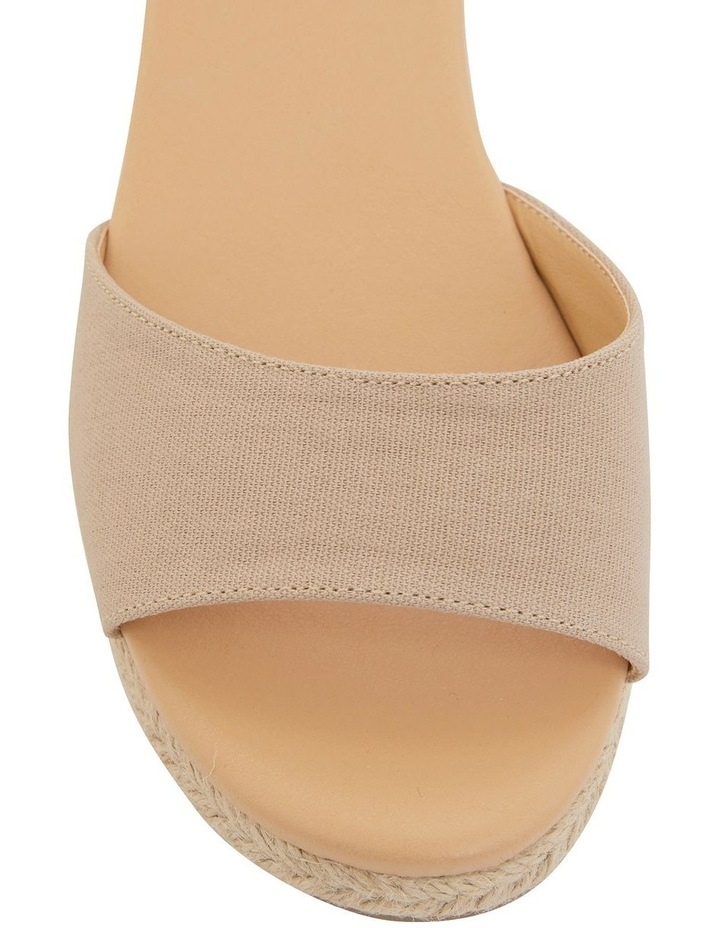Scout Natural Fabric Sandal image 6