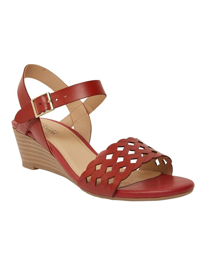 Callum Red Glove Sandal image 2