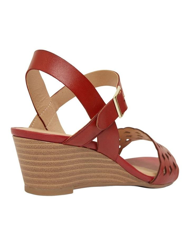 Callum Red Glove Sandal image 4