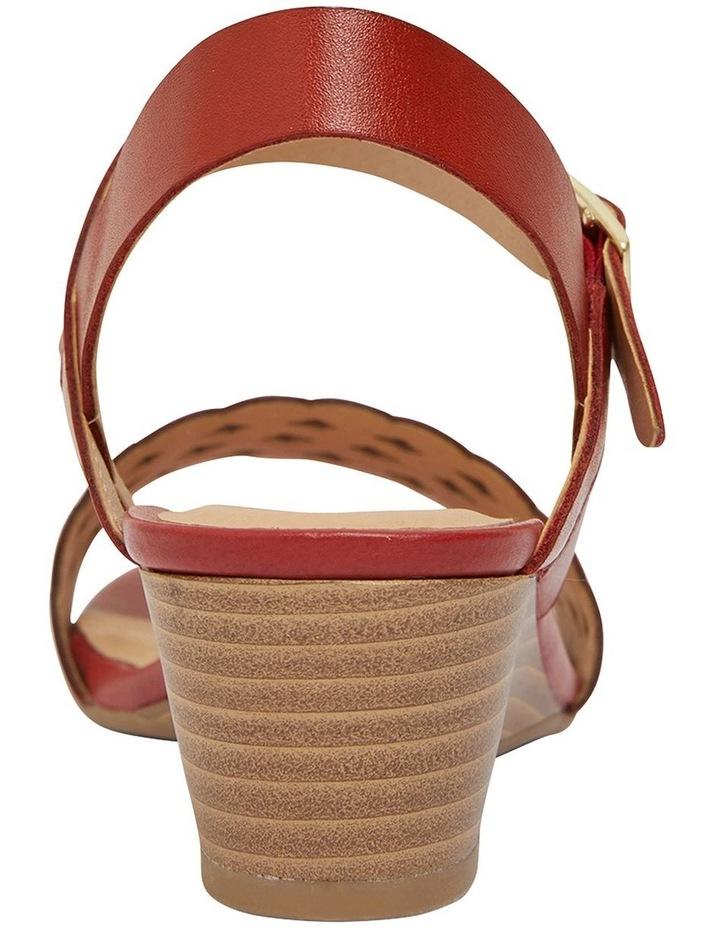 Callum Red Glove Sandal image 5