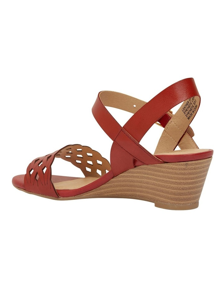 Callum Red Glove Sandal image 6