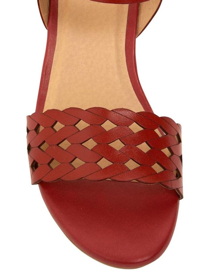 Callum Red Glove Sandal image 7