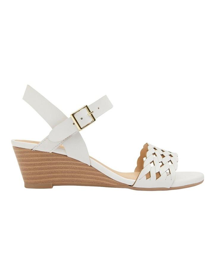Callum White Glove Sandal image 1