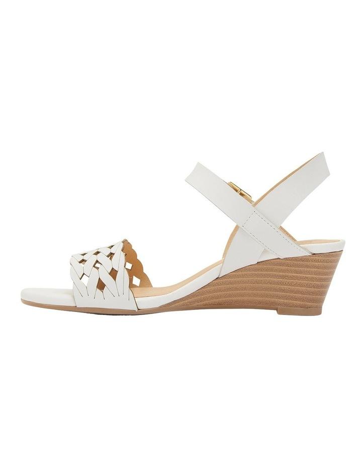 Callum White Glove Sandal image 3