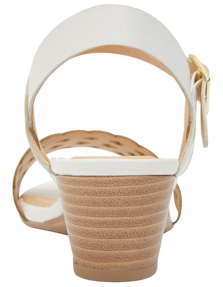 Callum White Glove Sandal image 5