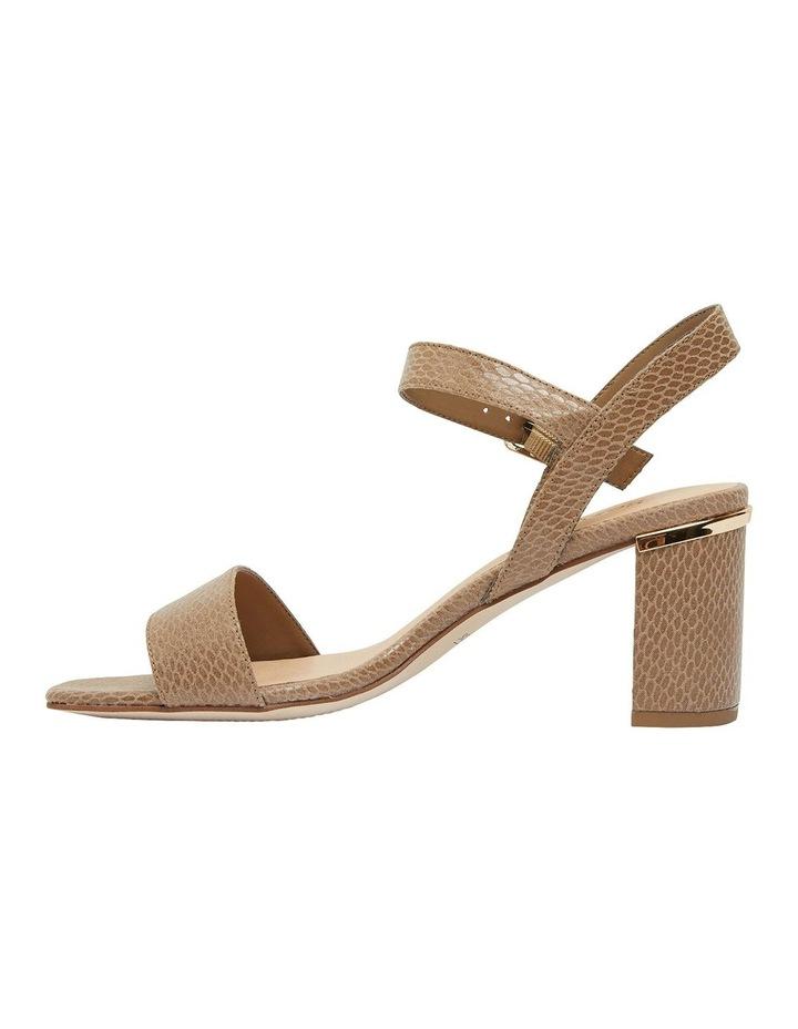 Uno Taupe Print Sandal image 3
