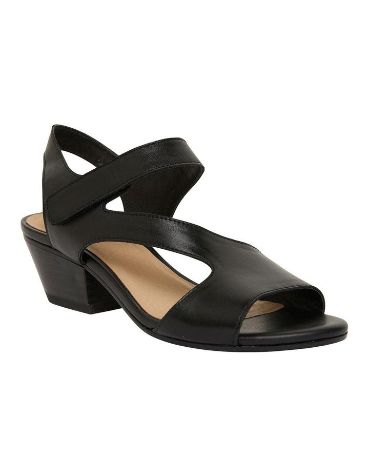 Venice Black Glove Sandal image 2