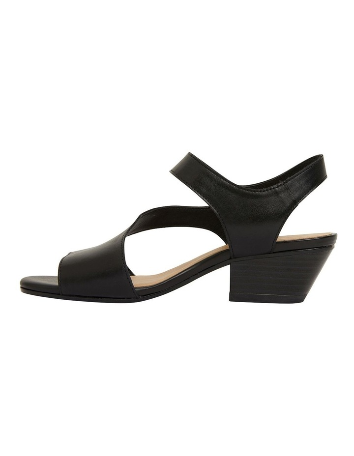 Venice Black Glove Sandal image 3