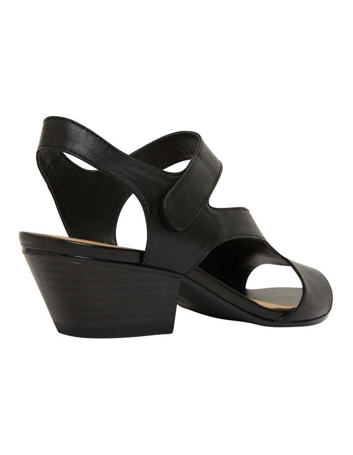 Venice Black Glove Sandal image 4