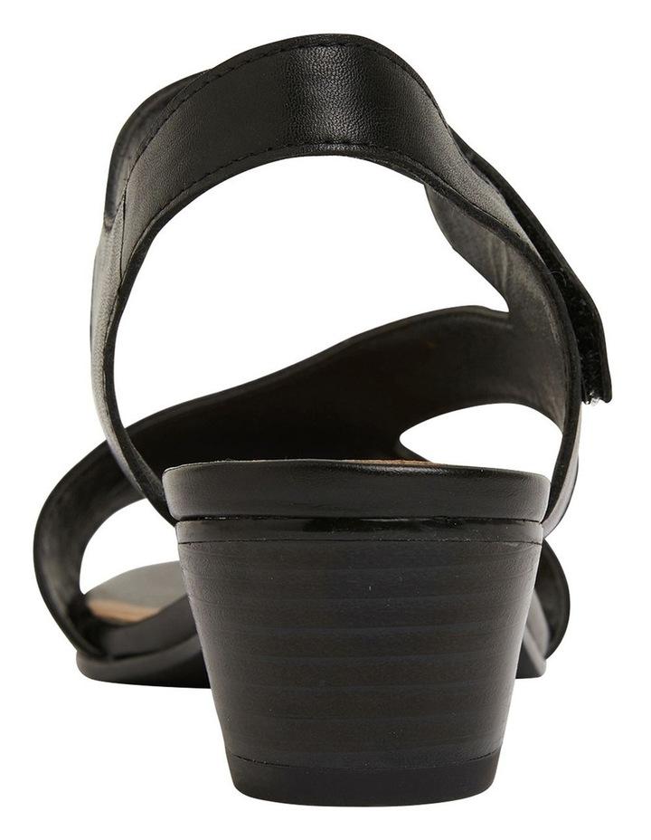 Venice Black Glove Sandal image 5