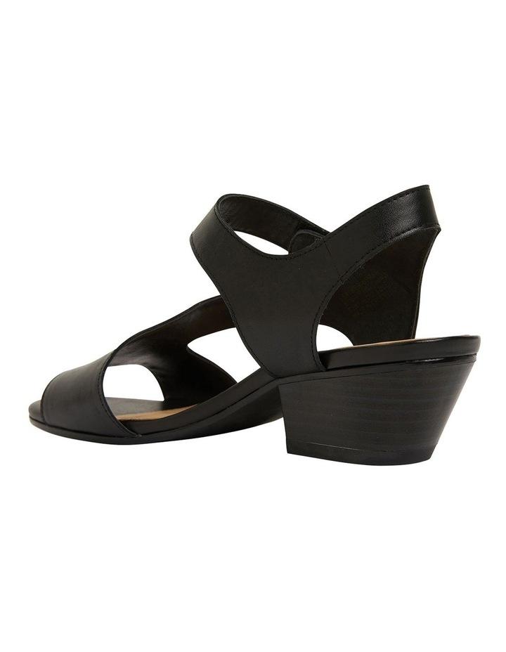 Venice Black Glove Sandal image 6