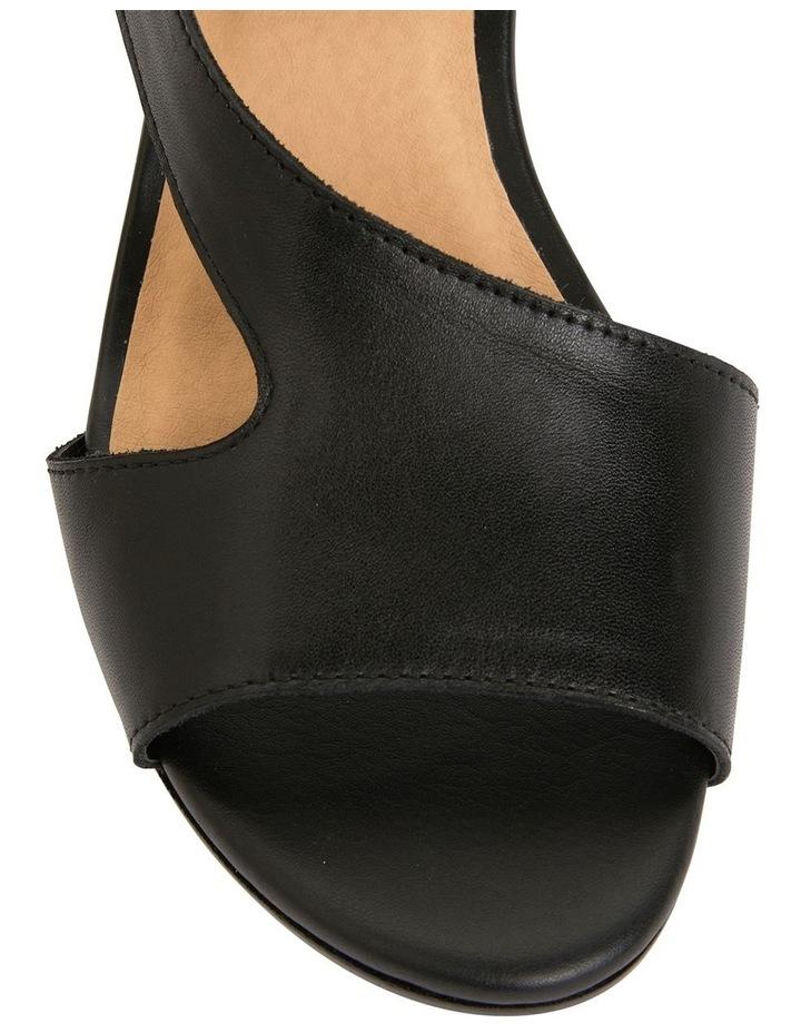 Venice Black Glove Sandal image 7