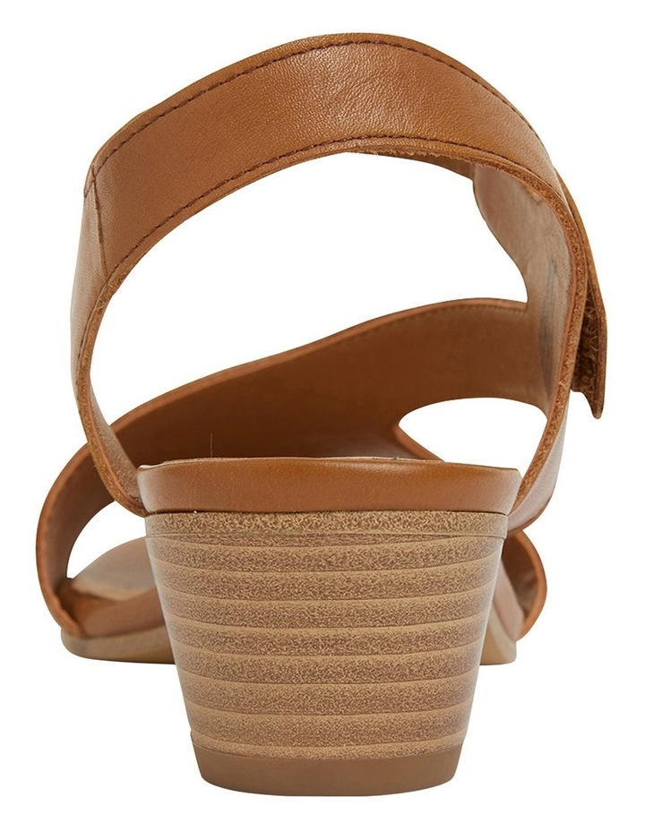 Venice Tan Glove Sandal image 5