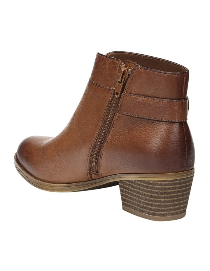 Wanya Saddle Tan Boot image 3