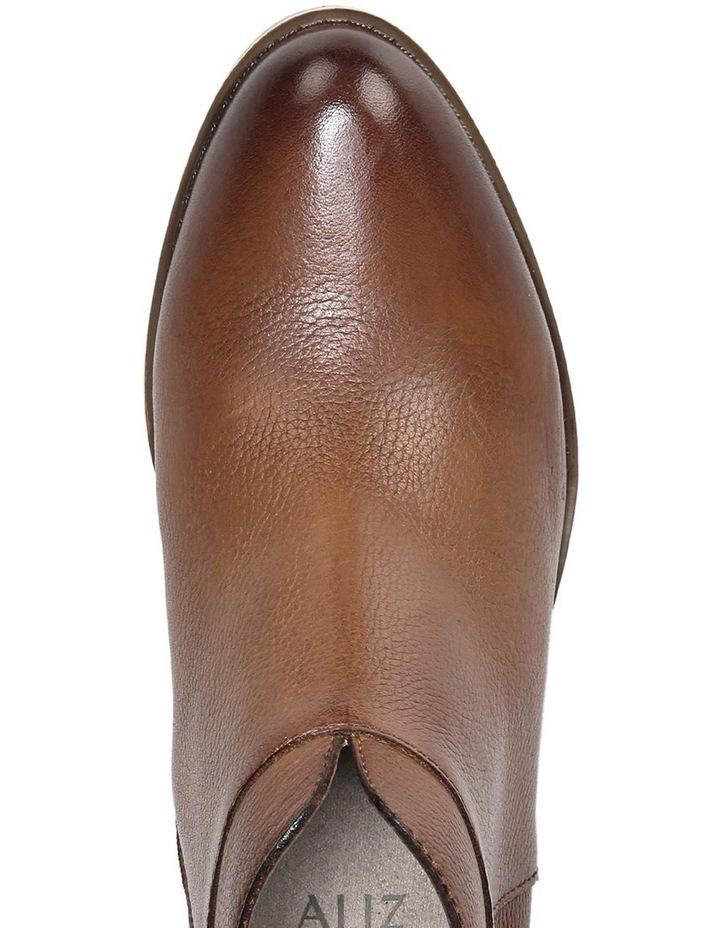 Wanya Saddle Tan Boot image 4
