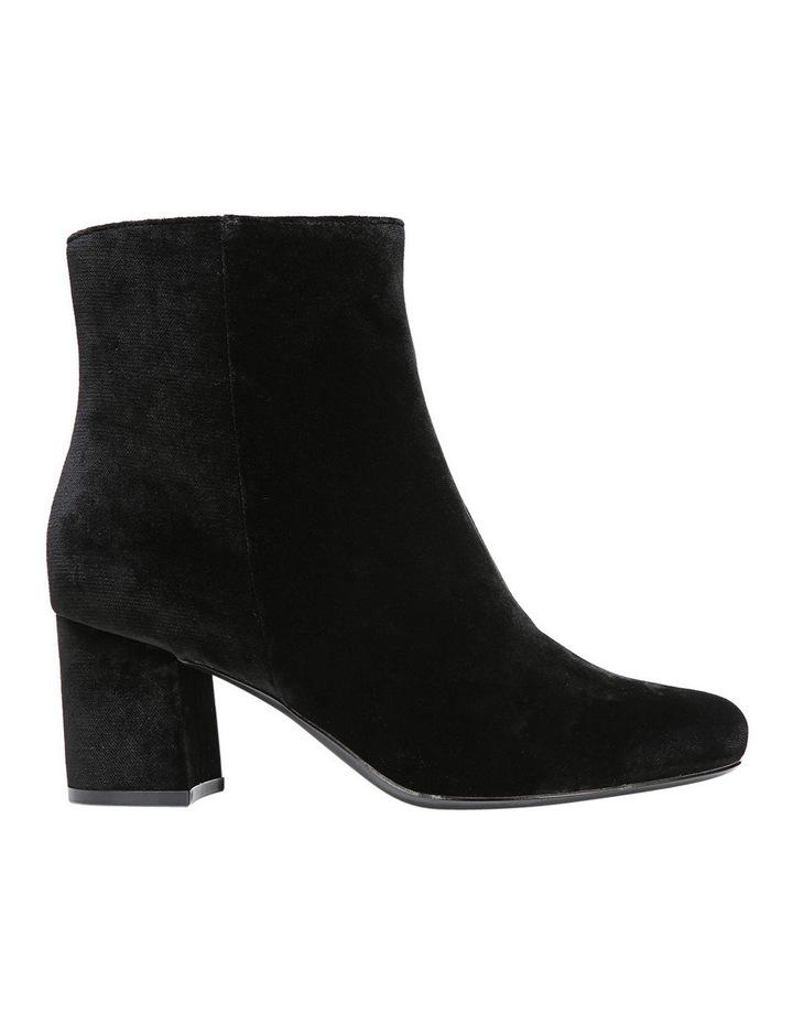 Westing Black Velvet Boot image 1