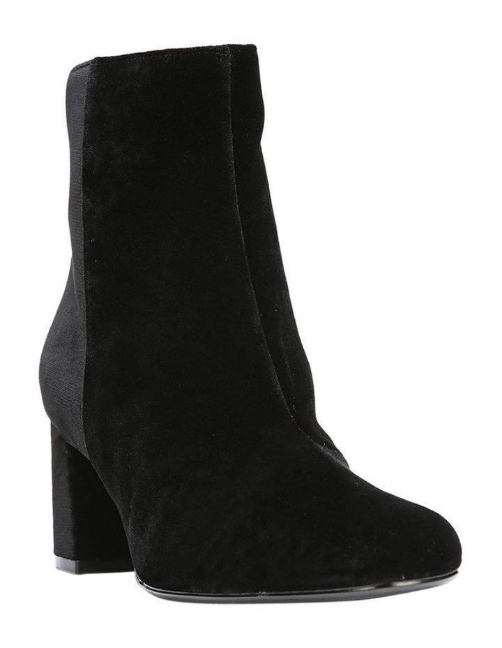 Westing Black Velvet Boot image 2